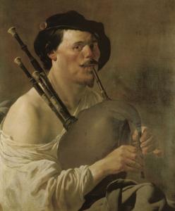 sejarah bagpipe