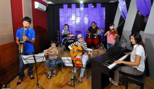 kursus musik dan vokal
