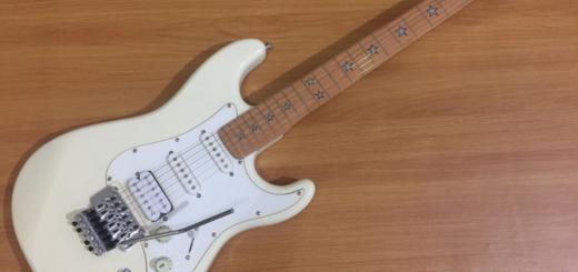 gitar fender stratocaster