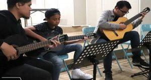 kursus musik untuk anak