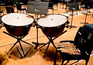 alat musik perkusi timpani