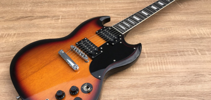 gitar gibson sg