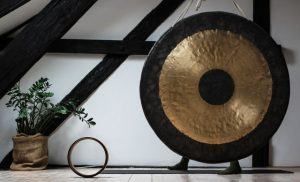 gong alat musik ritmis